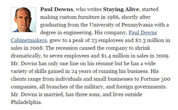 Paul Downs
