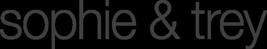 Sophie & Trey logo