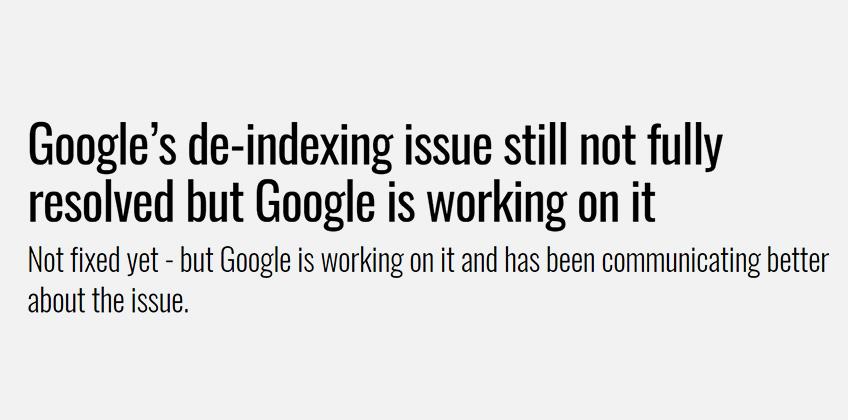 google-de-indexing