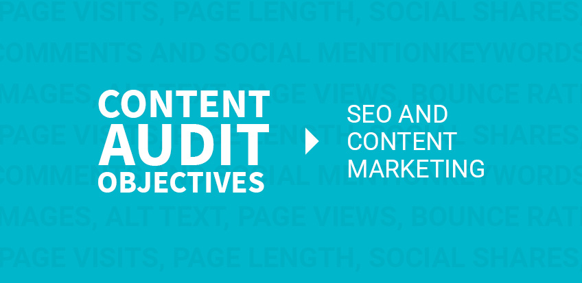 content audit uses