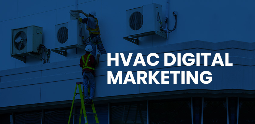 Featured Image - HVAC Digital Marketing Guide