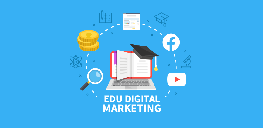 SEO and Digital Marketing for Education Institutes