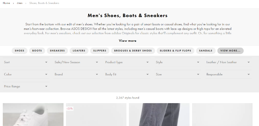 Example-of-an-ecommerce-category-page